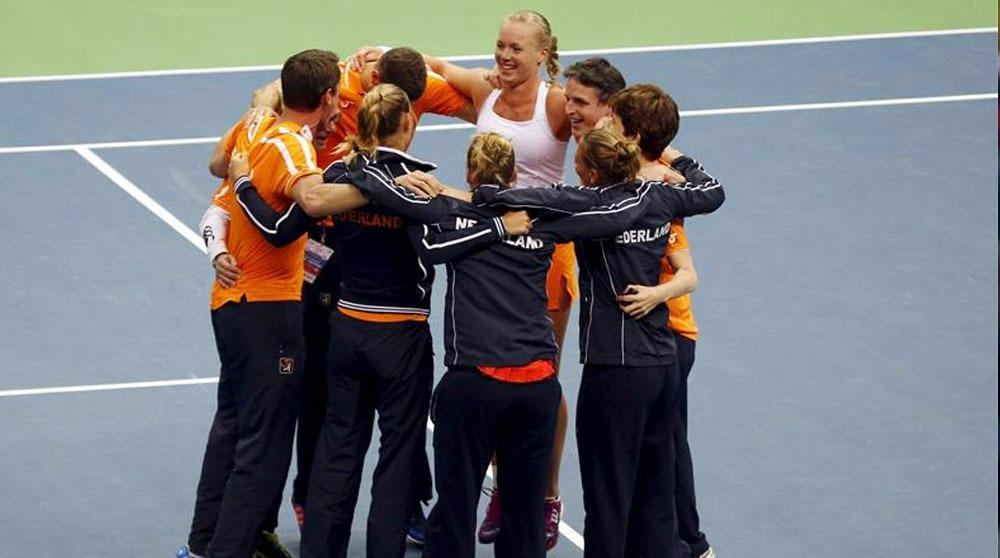 Netherlands - Fed Cup