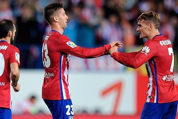 Atletico's Draw in the Derby & More