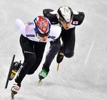 Japanese speed skater in first doping case of Olympics