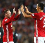 Manchester United old boys light up MLS