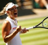 Kerber Pounces On Error-Strewn Ostapenko Display To Reach Wimbledon Final