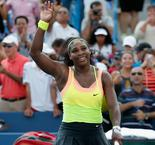 Serena 'greatest athlete of all time' - Adams