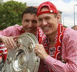 Van Bommel in touch with Robben over PSV reunion