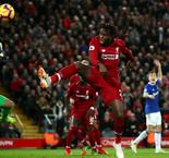 Origi settles Merseyside derby after Pickford howler