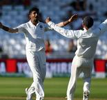 India on brink of victory after brilliant Bumrah halts Buttler