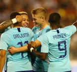 Groeneveld Cancels Out Mertens Strike As Belgium And Netherlands Settle For Draw