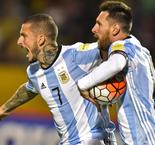 Chile out as Uruguay, Argentina, Colombia advance