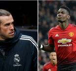 Report: Real Madrid's Pogba Deal Hinges On Bale
