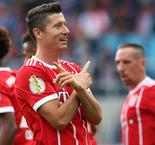 Hot or Not - Lewandowski and Muller's contrasting fortunes