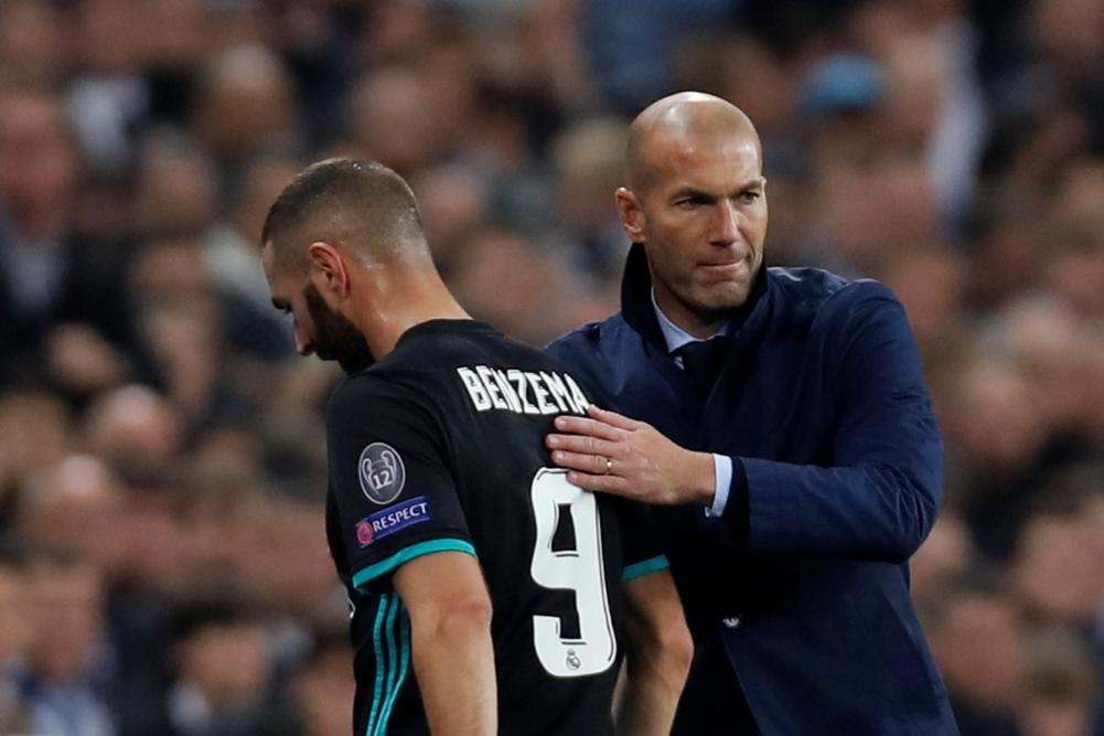 Real Madrid, blessure musculaire pour Benzema