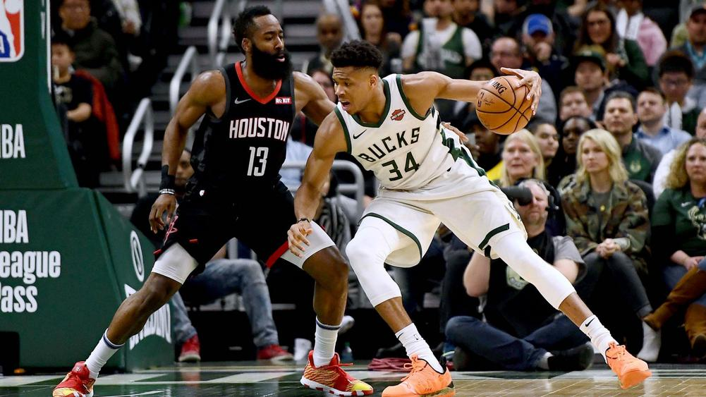 580eb4465b38 Harden or Giannis  The Battle To Be The NBA MVP