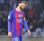 Barca bailed out after worst half of the season