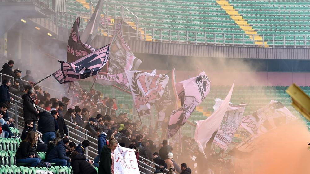 Palermo Fans Open Training Session