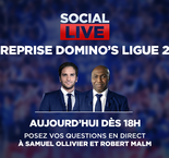 [Replay] Social Live Ligue 2 avec nos Experts