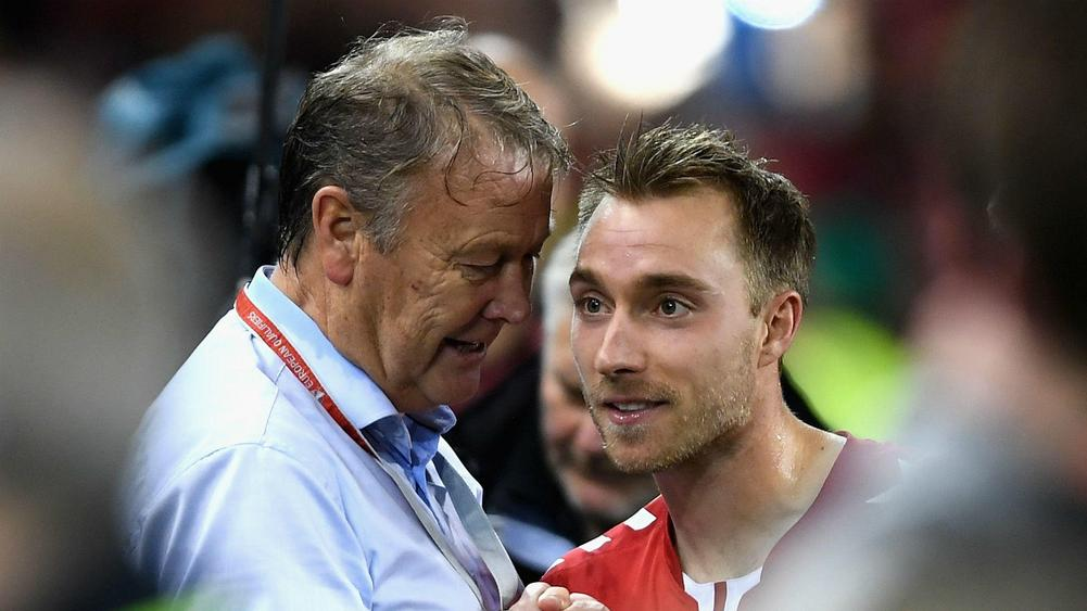 bc351a9868b Denmark Coach Surprised Ireland Gave Eriksen So Much Space