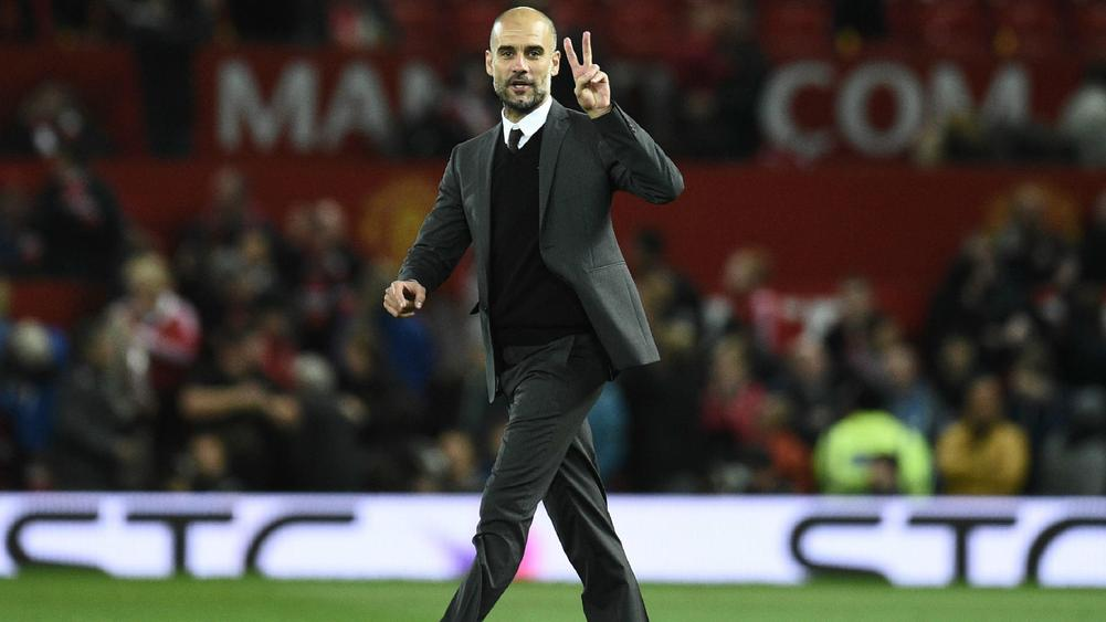 Pep Guardiola, Manchester City, 10262016