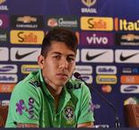 Firmino: Brazil improving without Neymar