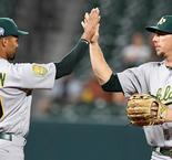 Yankees give up ground to A's, Phillies continue to slide