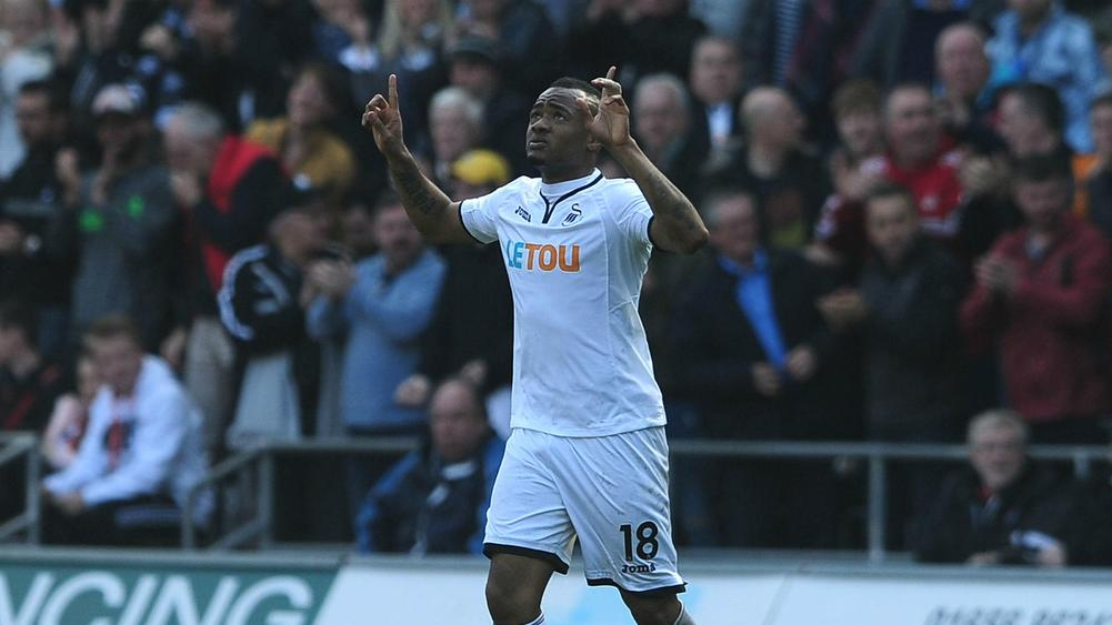 This Is How Swansea City Welcome Jordan Ayew Back From Suspension