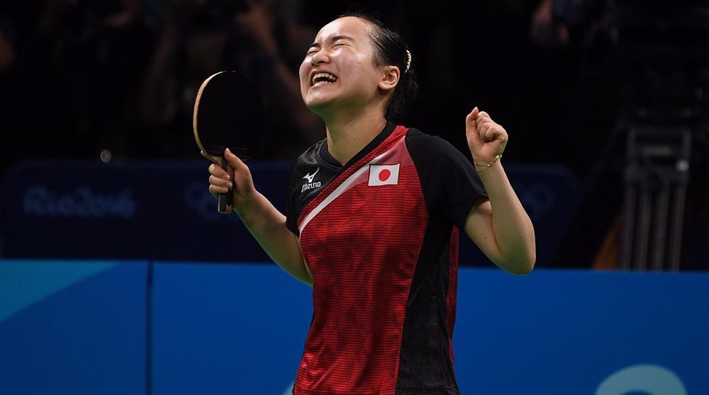 Japanese Teen Youngest Table Tennis Medallist - Bein Sports-1747