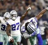 Cowboys, Ravens dominate as Pats beat Chiefs in NFL classic