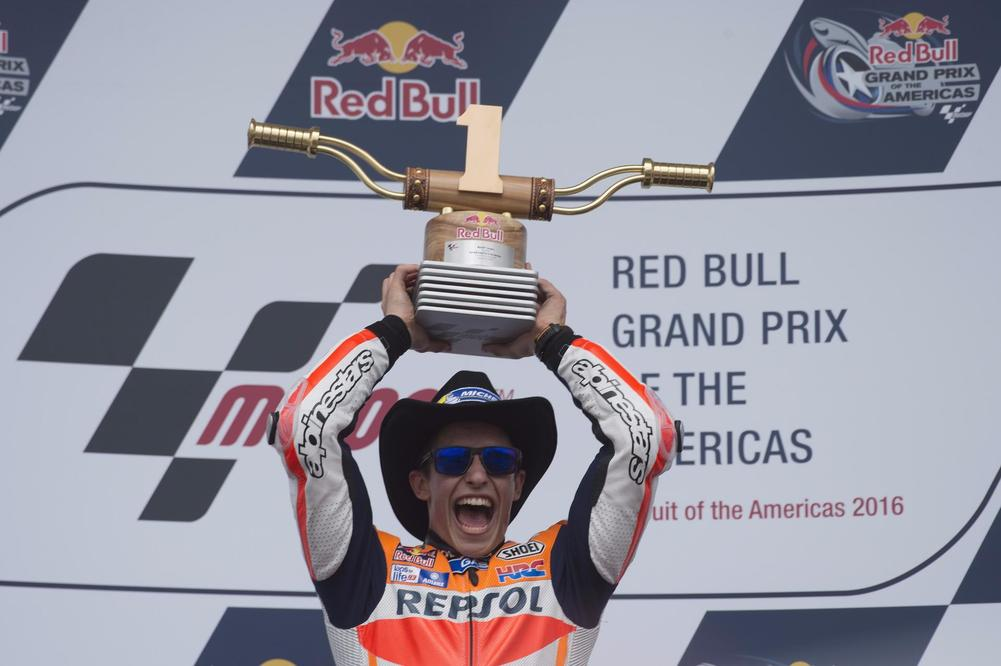 Marc Marquez Says He Loves The Track At COTA And The Style In America