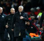 No Man United fan can point the finger at us - Mourinho