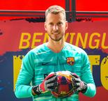 Barcelona goalkeeper Neto fractures wrist in training