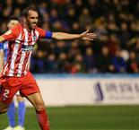 Costa fires on return as Atletico cruises in Copa