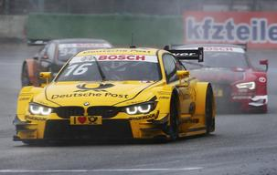 Wehrlein and Rockenfeller win DTMs in Moscow