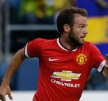 Mata vows to hit the goal trail at United