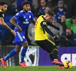 Cardiff City 1 Watford 5: Deulofeu and Deeney down Bluebirds