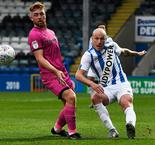Huddersfield wins but kit could land Terriers in doghouse