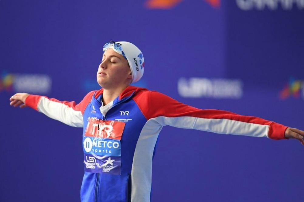 Ch. Europe-Relais mixte: La France en or