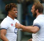 Watson, Simmonds at the double as England cruises