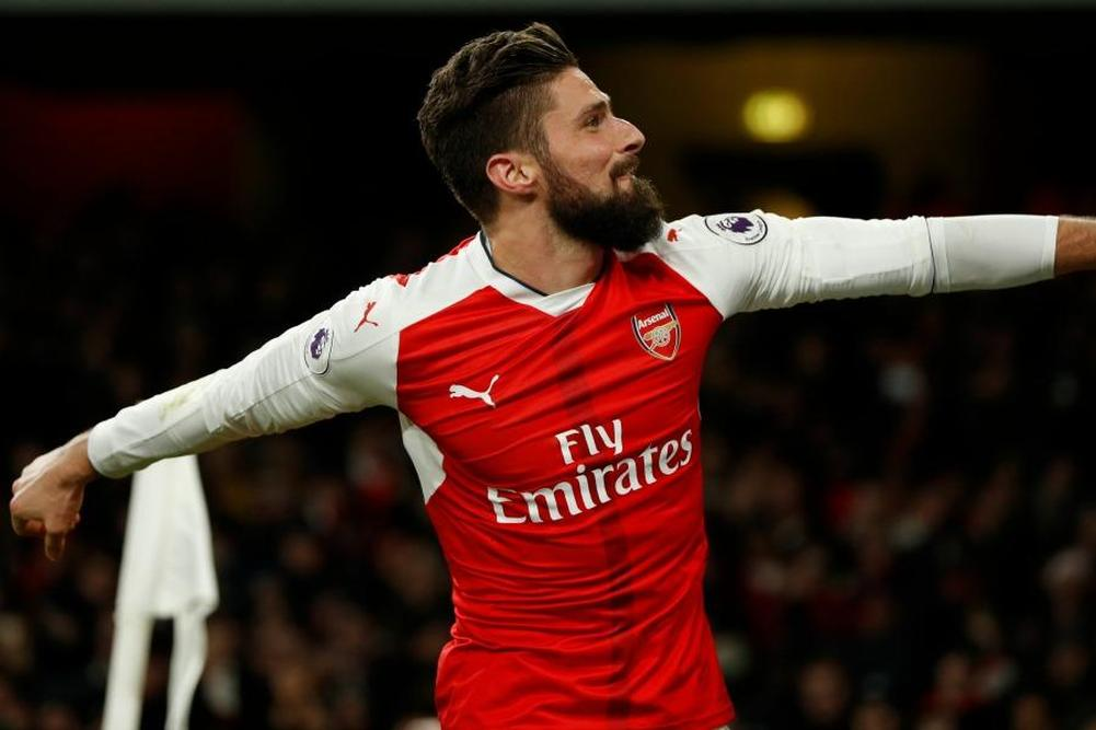 Arsenal remercie Giroud !