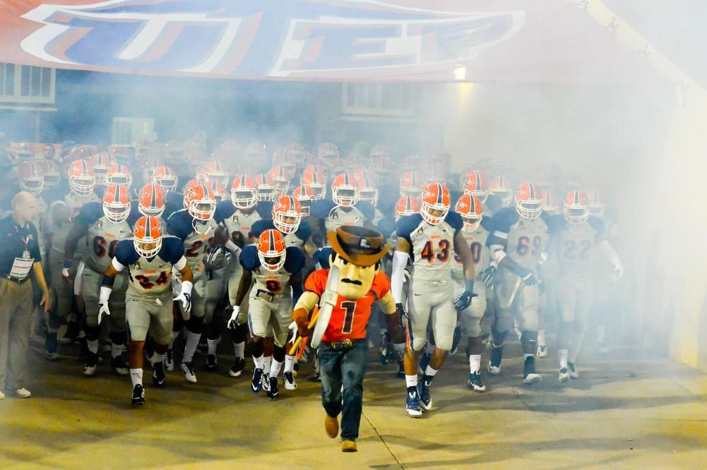 Five Facts About UTEP Ahead of The 2016 C-USA Season