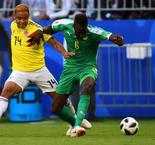2018 FIFA World Cup-Mina winner sends Colombia through as ill-disciplined Senegal go out
