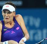 Straightforward Progress For Agnieszka Radwanska, Johanna Konta And Eugenie Bouchard