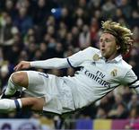 Modric enjoys Madrid's toil for goals