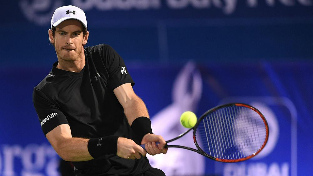 Murray Claims Dubai Tennis Championships Title In Straight Sets