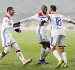 Kanoute: Lyon Could Be Raided In Summer Window