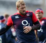 Robshaw in doubt for Six Nations
