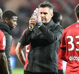 Guingamp and coach Gourvennec part ways following relegation