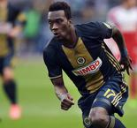 Philadelphia Union 3 New England Revolution 0: Hosts cruise to win