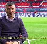 John Aloisi on what it's like to play for Osasuna