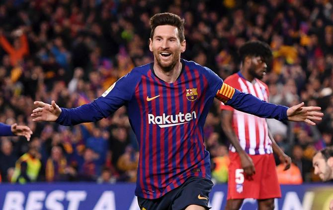 99e2ea8ae Messi wins sixth Golden Shoe