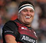 George commits to Saracens