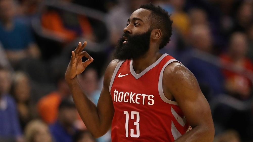 Houston Rockets beat Phoenix Suns 142-116