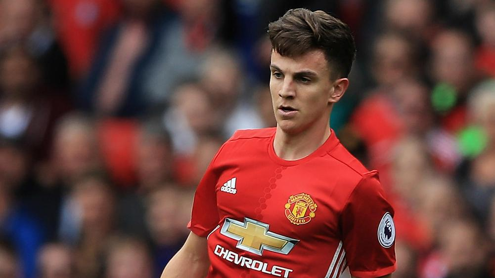 Debut goal a dream come true for Man Utd´s Harrop